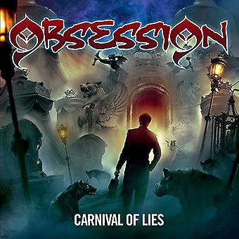 Obsession - Carnival of Lies [CD] USA import