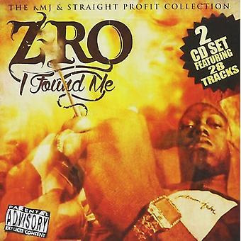 Z-Ro - I Found Me [CD] USA import