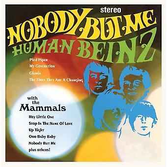 Human Beinz - Nobody But Me [CD] USA import