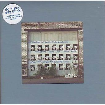 Do Make Say Think - Do Make Say Think [CD] USA import