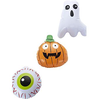 Mini inflatables Halloween, conjunto de 3
