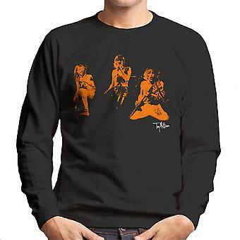 Def Leppard Joe Elliot Union Jack Men's Sweatshirt