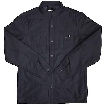 Dickies Greendale lange mouw Over overhemd Dark Navy