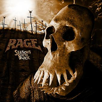 Rage - Seasons of the Black [CD] USA import