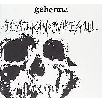 Infamous Gehenna - Deathkamp Ov the Skull + Funeral Embrace [CD] USA import