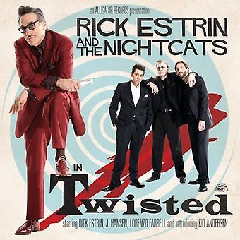 Rick Estrin & Nightcats - Twisted [CD] USA importar