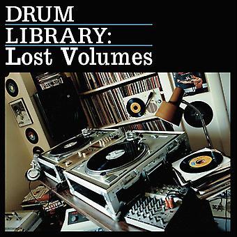 Biblioteca di tamburo: Il perso volumi (2Xlp) - Drum Library: The Lost volumi [Vinyl] USA importare