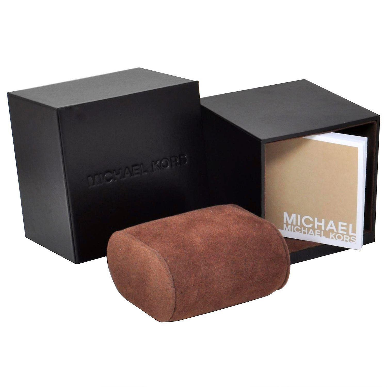 Michael Kors MK3650 dames deux tons montre en acier inoxydable.