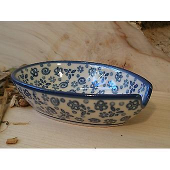 Skeen, 12,5 x 8,5 cm, tradition 12, Upper Lusatia keramik - BSN 4862