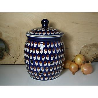 Oignon pot 3 litres, ↑23, 5 cm, tradition 60, BSN 40129