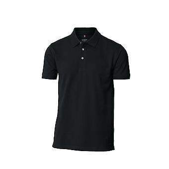 Nimbus Mens Harvard Stretch Cotton V Neck Deluxe Polo Shirt