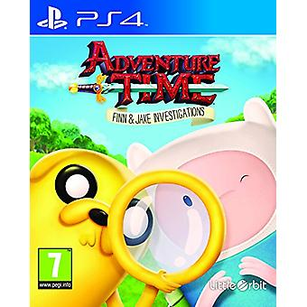 Adventure Time Finn and Jake Investigations (PS4) - New
