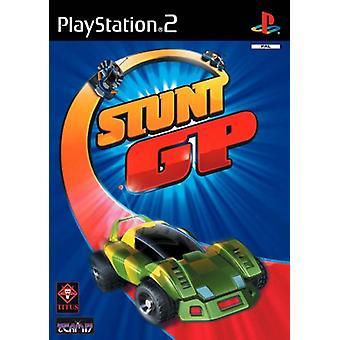 Stunt GP-fabrikken forseglet