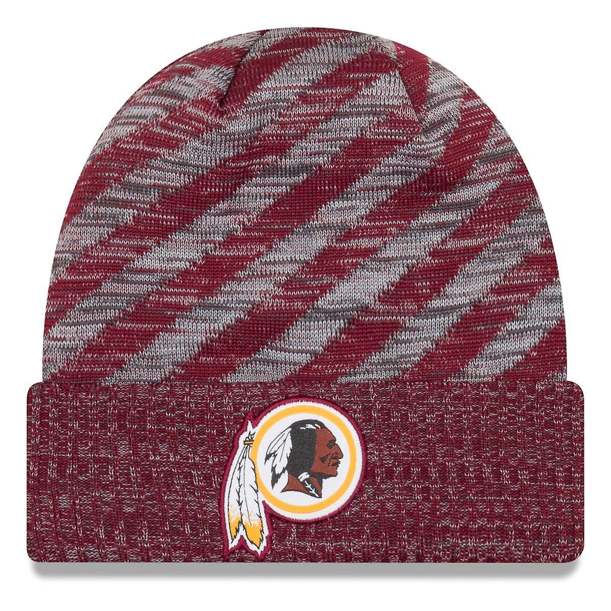 d27c935c New era NFL sideline 2018 knit hat - Washington Redskins
