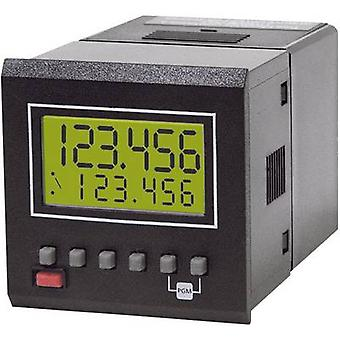 Trumeter 7922Counter module preset counter Assembly dimensions 45 x 45 mm