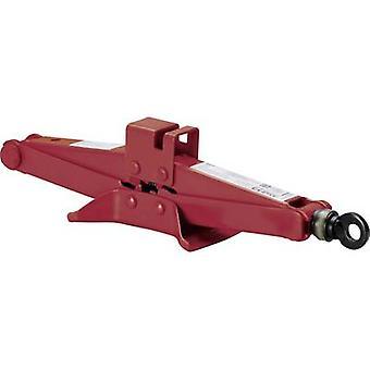 cartrend Scissor jack 1 t Working height: 9 - 31.5 cm