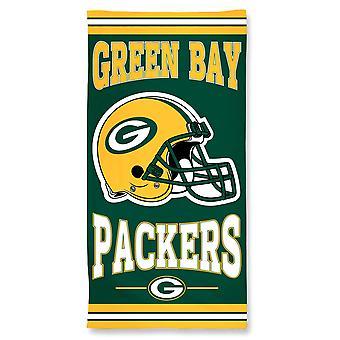 Wincraft NFL Green Bay Packers plage serviette 150x75cm