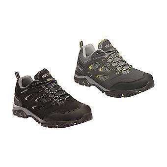 Regatta Mens Holcombe IEP bajo zapatos impermeables