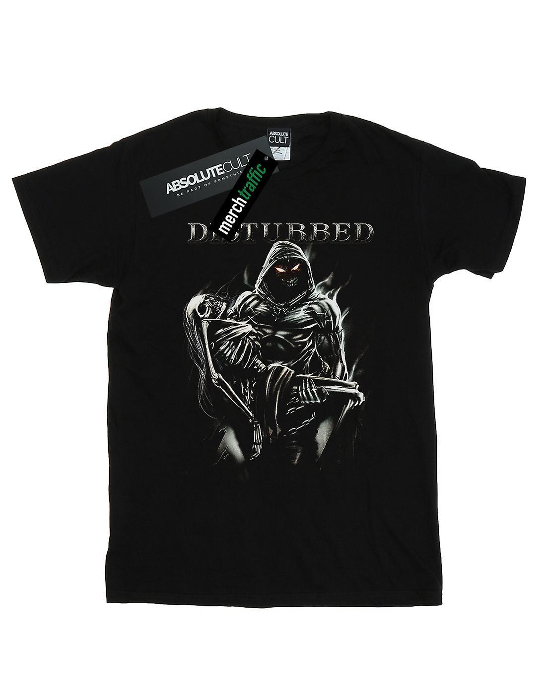 Disturbed Women's Lost Souls Boyfriend Fit T-Shirt