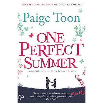 Un verano perfecto por Paige Toon - libro 9781849831284