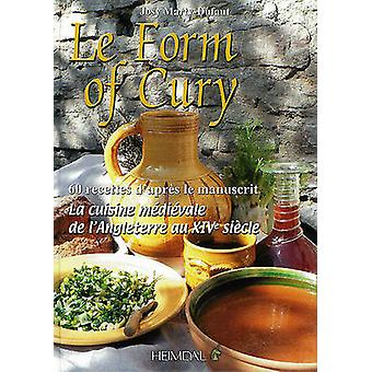 Le Form of Cury by Josy Marty-Dufaut - 9782840482727 Book