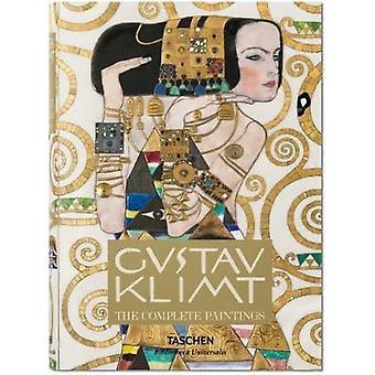 Gustav Klimt. Komplett målningar av Gustav Klimt. Komplett måleri