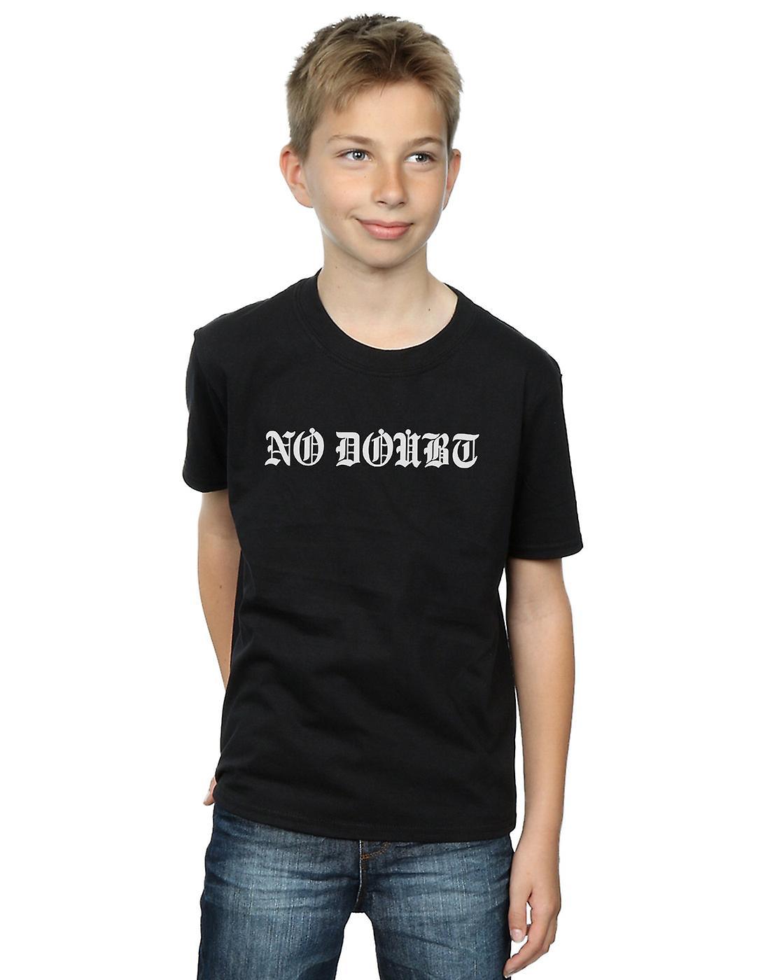 No Doubt Boys Old English T-Shirt