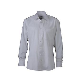 James y Nicholson para hombres Kent camisa