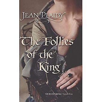 Follies King (Plantaganets 8)