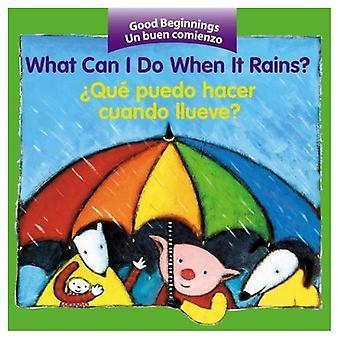 Cosa posso fare quando piove? / puedo hacer cuando llueve?