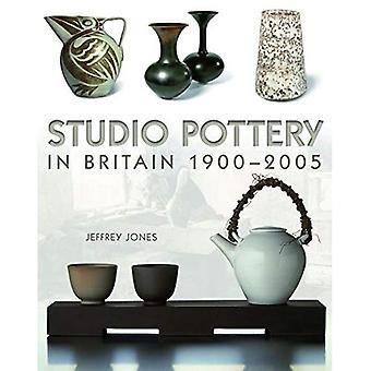 Poterie de studio en Grande-Bretagne, 1900-2005