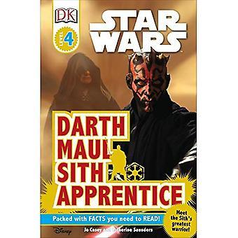 Star Wars: Darth Maul Sith-Lehrling (DK Lesetext - Level 4
