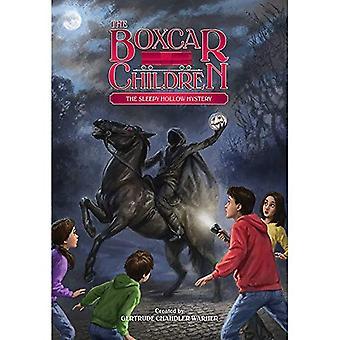 De slaperige hol mysterie (Boxcar kinderen Mysteries)
