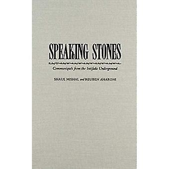 Mówiąc kamienie: Komunikaty z podziemia Intifada