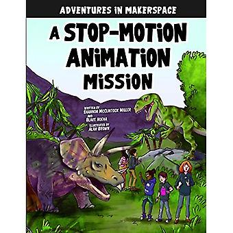 A Stop-Motion Animation Mission (Adventures in Makerspace)