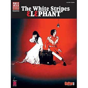 The White Stripes - éléphant