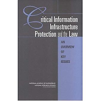 Ochrony infrastruktury krytycznej informacji i prawo:: Omówienie kluczowych zagadnień
