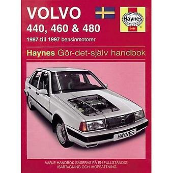 Volvo 440, 460 & 480 (87-97)