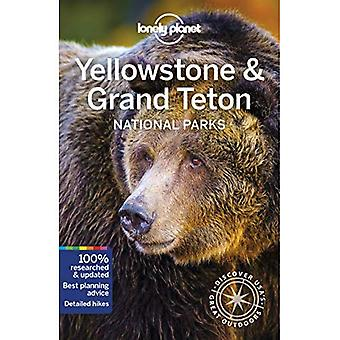 Lonely Planet Yellowstone & Grand Teton National parcs (Guide de voyage)