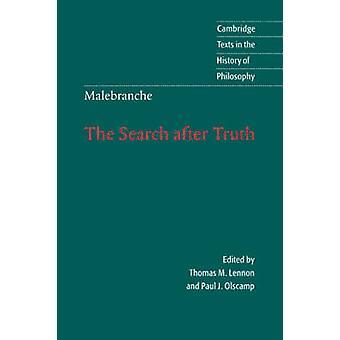 Malebranche De zoektocht naar de waarheid door Nicolas Malebranche