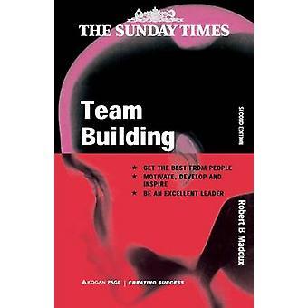 Teambuilding genom Maddux & Robert