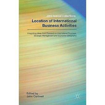 Platsen för internationell affärsverksamhet av Cantwell & John