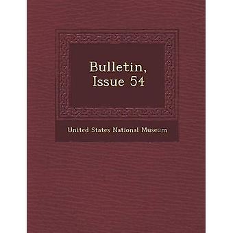 Boletim questão 54 pelo Museu Nacional de Estados Unidos