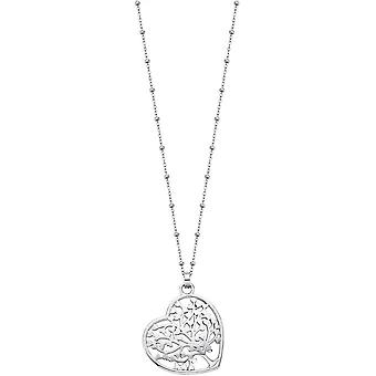 Necklace and pendant Lotus Silver TREE OF LIFE LP1832-1-1 - necklace and pendant TREE OF LIFE money woman