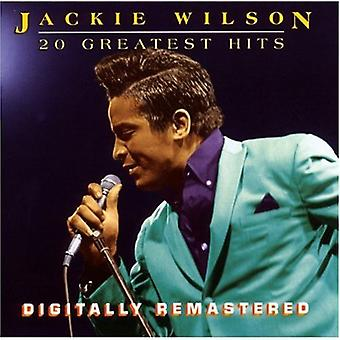 Jackie Wilson - 20 Greatest Hits [CD] USA import