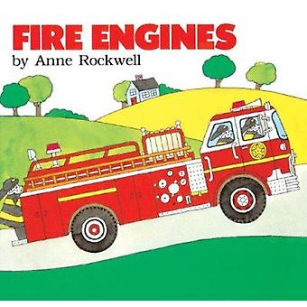 Fire Engines Book