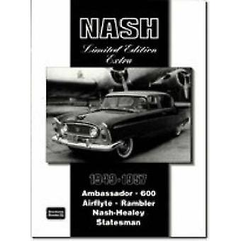 Nash Limited Edition Extra 1949-1957 by R. M. Clarke - 9781855206595