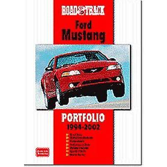-Road and Track - Ford Mustang Portfolio 1994-2002 by R. M. Clarke - 9