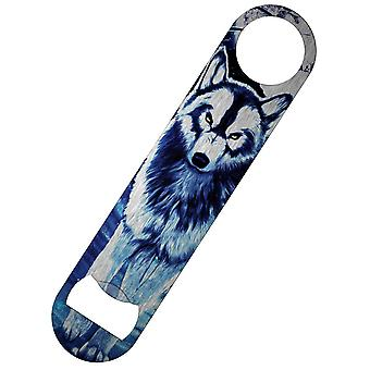 Requiem Collective Benithe Wolf Bar Blade Bottle Opener