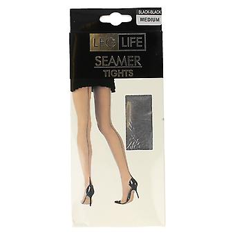 Ladies Leg Life Seamer Tights Style - 47B141